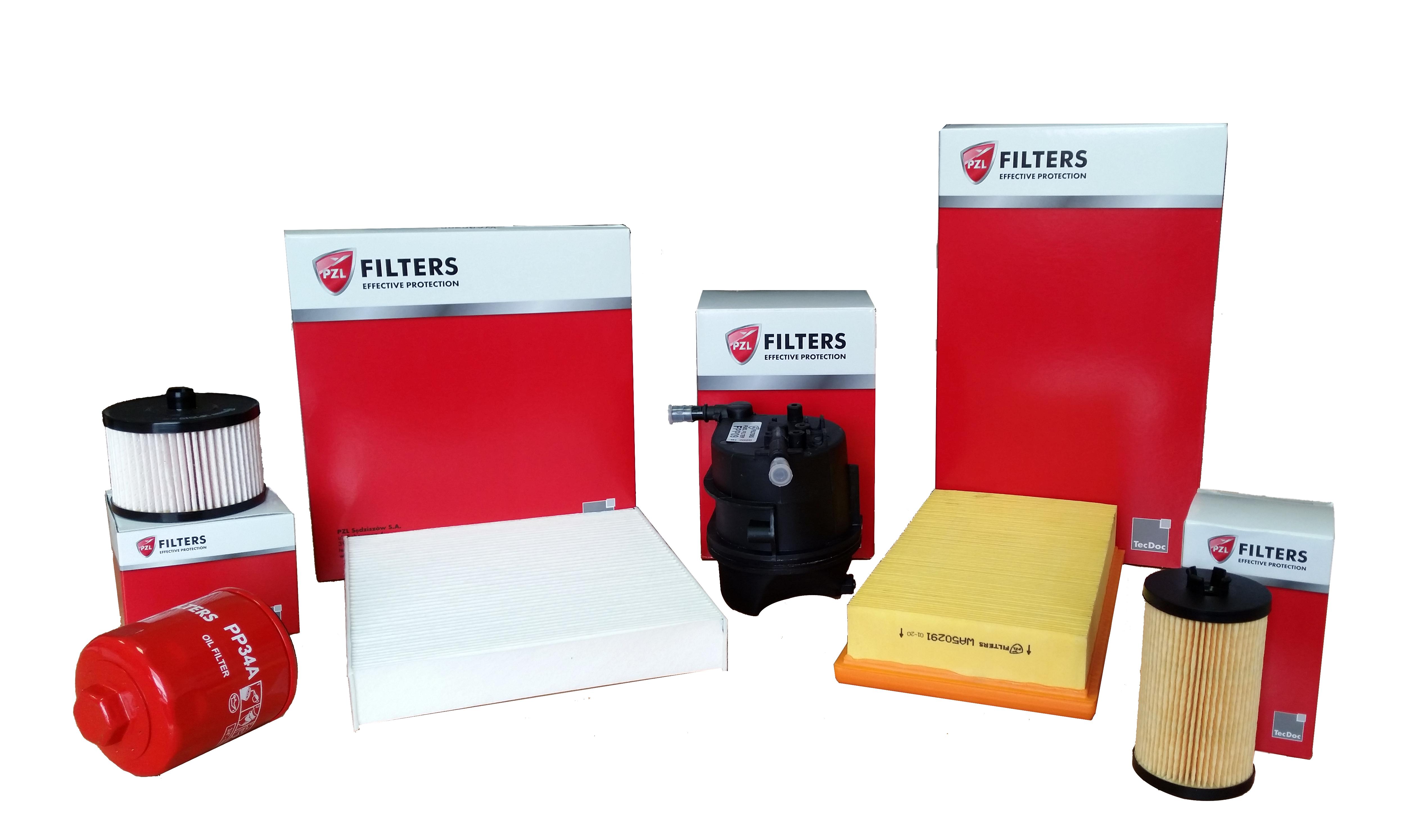 prodotti PZL FiLTERS